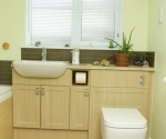 Ferrara Oak Bathroom cabinets