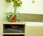 Sentia Ferrara Oak Cabinet