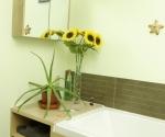 Ferrara Oak mirror cabinet