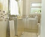 Gloss Elm Cabinets