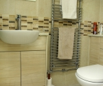 Biava Tube on Tube Towel Rail