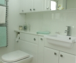 Cologne Gloss White Cabinets