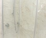 Ivory Marble Showerwall