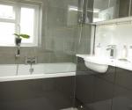 Reflections Metallica units and bath panel