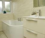 Gloss Oyster Modular Cabinet