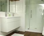 Eco Gloss White Bathroom cabinet