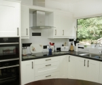 Pendle White - Solid Wood kitchen