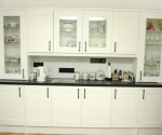 Pendle White - Solid Wood kitchen with Westag worktops