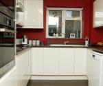 Alaska Gloss White Kitchen