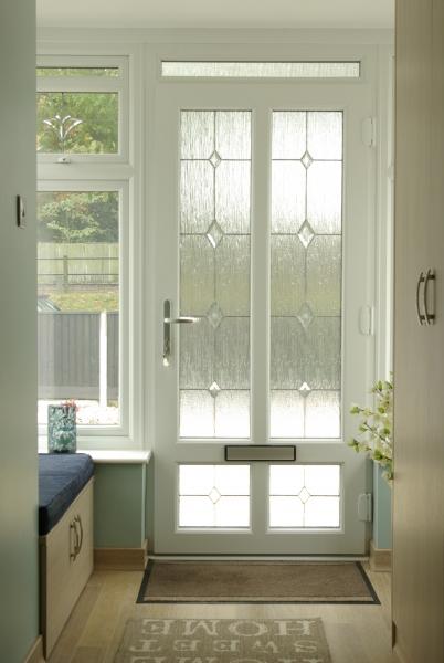 porch with upvc door and windows & Windows Doors Conservatories u0026 carports | Tri Anglia Designs