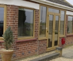 Irish Oak Windows and Doors