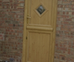 Irish Oak Stable Door